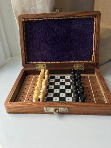 small-antique-travel-chess-set (4)